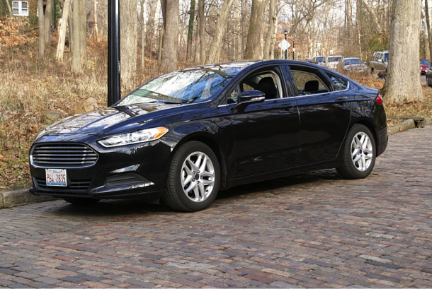 2015 Ford Fusion SE 2.5